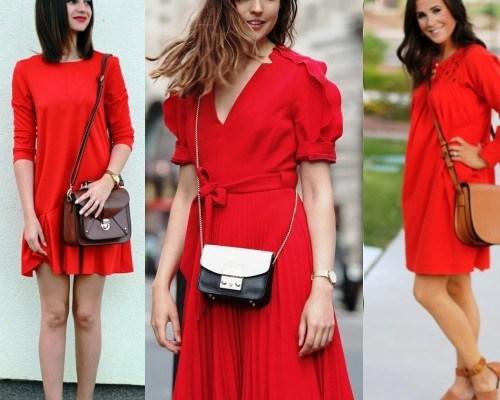 3a423dd0a0f Как подобрать аксессуары к красному платью